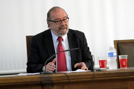 Ladislao Roig, en una imagen de archivo.