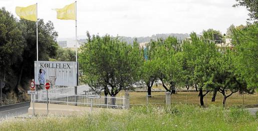 El nuevo punto verde se ubicará en un solar municipal de 1.775 metros cuadrados en la carretera de Inca a Lluc.
