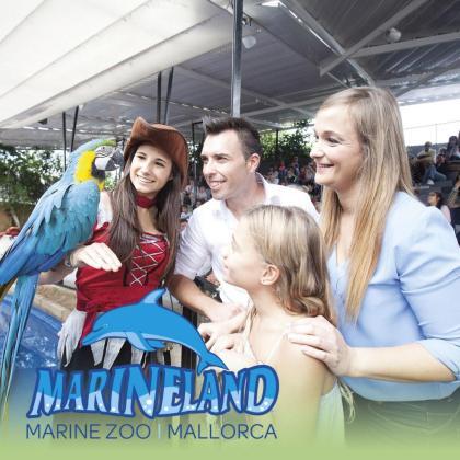 Marineland es un lugar ideal para pasar una jornada en familia.