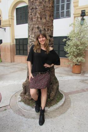 La actriz Itziar Ituño, una de las protagonistas de la película 'Loreak'.