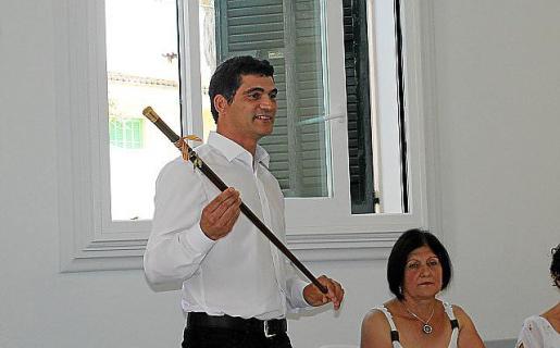 Antoni Mulet es alcalde de Maria desde 2005.