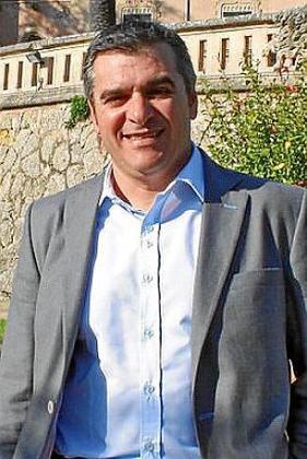 El alcalde de Andratx Jaume Porsell (PP).