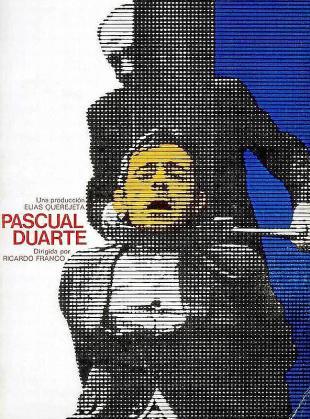 Cartel de la cinta 'Pascual Duarte'.