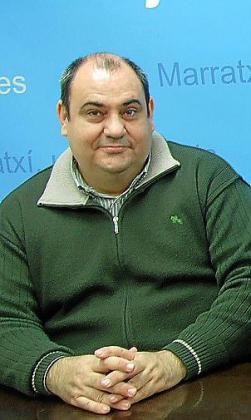 Xisco Ferrà, portavoz de los 'populares' en la localidad.