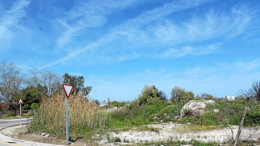 La nueva zona hotelera está situada en la franja de terrenos que hay entre el Mosquito y el Estrella de Mar.