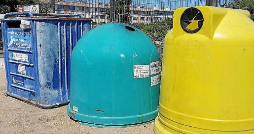 La recogida de basura selectiva se lleva a cabo una vez por semana.