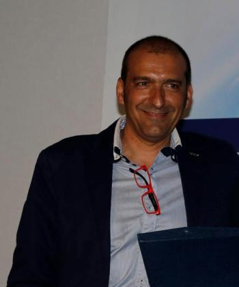 Pedro Mas, presidente de la Federación Balear de Motociclismo.