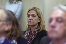 JUICIO NÓOS. Cristina de Borbón