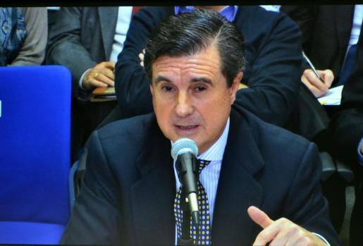 Jaume Matas, en su declaración durante la cuarta jornada del juicio del caso Nóos.