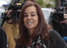 Mercedes Coghen en el juicio del caso Nóos
