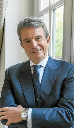Antonio Catalán, presidente de la cadena hotelera AC Hotels by Marriot.
