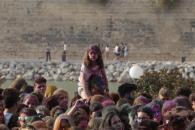 Fiesta Holi en el Parc de la Mar
