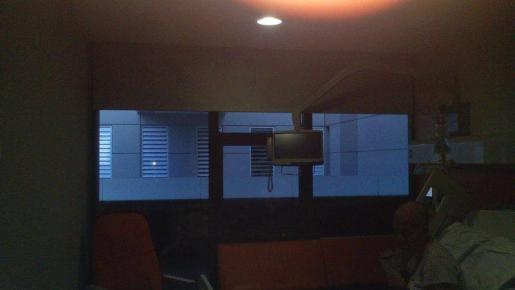 Fotografía de una de las habitaciones, publicada en la campaña de Change.org.