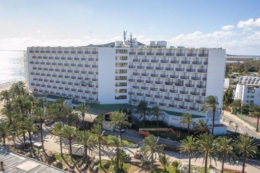 Vista general del Hard Rock Hotel, donde ha tenido lugar el suceso.