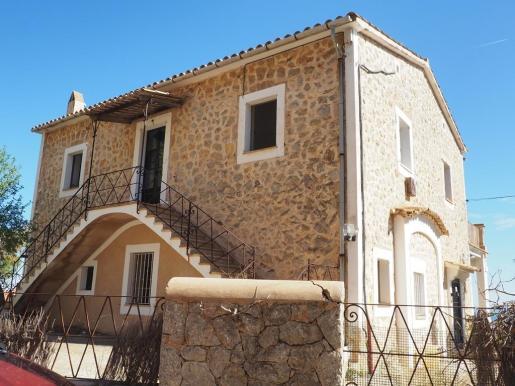 La casa donde Manuel de Falla vivió en Mallorca, situada en Génova, ha sido demolida este lunes.