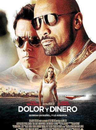 Cartel del film 'Dolor y dinero'.