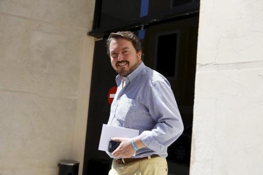 Antoni Camps, diputado del Partido Popular.
