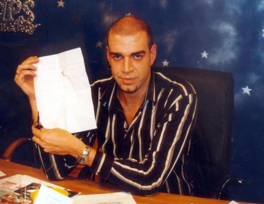 MIguel Ángel Ariza, en una imagen de archivo.