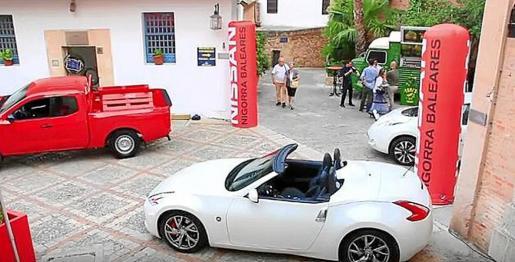 Nissan ha expuesto lo más representativo de la marca.