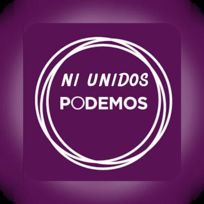 Algunos 'memes' bromeaban con el resultado de la coalición entre Podemos e Izquierda Unida.