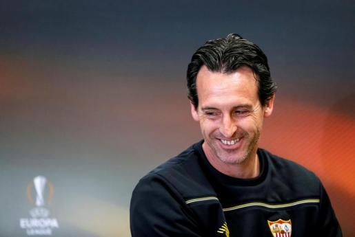 El PSG ha anunciado este martes la contratación del técnico vasco Unai Emery procedente del Sevilla.