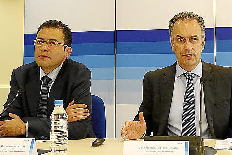 Cardoso y Fragoso, en Palma.