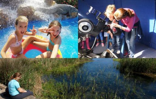 Mallorca ofrece numeroso planes para pasarlo bien en familia durante el verano.