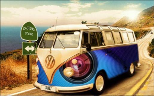 El reality inicia su cásting recorriendo el país con una caravana que recrea la casa de Gran Hermano en miniatura.