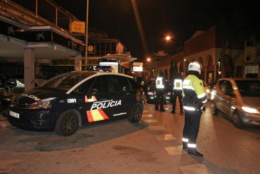 La Policía Local identificó a los dos cabecillas y remitirá un informe judicial al juzgado.