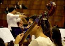 La Jove Orquestra Balear repasará su repertorio en el Claustre de Sant Domingo de Inca.