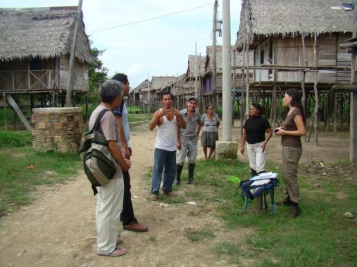El estudio, dirigido por la doctora Claudia Paredes Esquivel e integrado por los doctores Miguel Ángel Miranda i Mar Leza se ha llevado a cabo en la región amazónica de Perú.