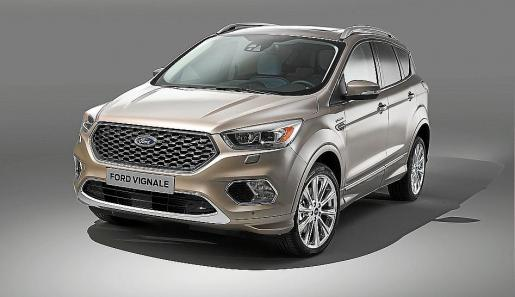 El Ford Vignale está disponible en los FordStores de toda Europa.