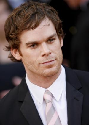 Michael C. Hall, estrella de la serie de TV 'Dexter', de 38 años, descubrió que padecía cáncer el pasado mes de enero.