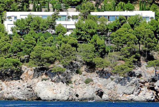 Imagen de archivo de Villa Cortina en Formentor.