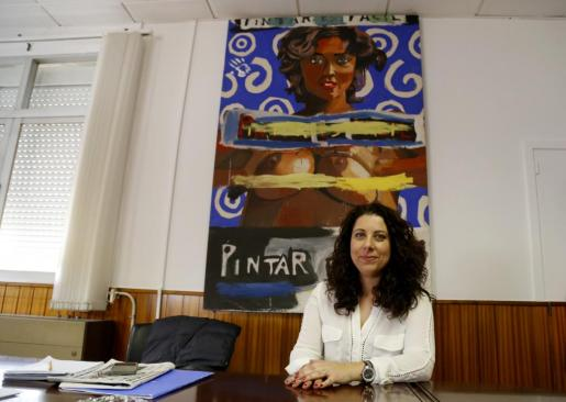 La regidora Angélica Pastor sorprendió al sindicalista grabándola en su despacho de Sant Ferran.