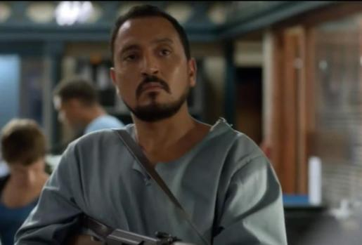 Naoufal Azzouz, actor de la serie El Principe que ha sido detenido.