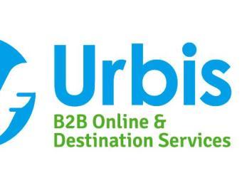 Logo viajes Urbis
