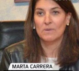 Marta Carrera.