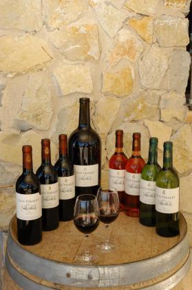 Can Vidalet produce vinos enmarcados en las categorías Vi de la Terra de Mallorca y Serra de Tramuntana /Costa Nord.