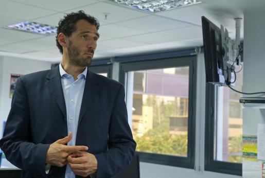 Jorge Garbajosa se ha convertido este sábado en el nuevo presidente de la Federación Española de Baloncesto (FEB).