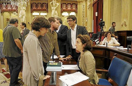 Capellà y Santiago (Més), han tenido un papel relevante en la ley.