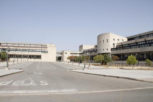 Vista de la UIB.