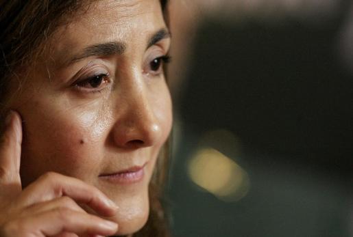 Fotografía de archivo de la ex candidata presidencial Ingrid Betancourt.