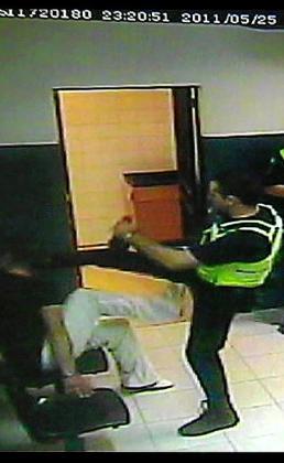 Vídeo de la agresión que acabó en condena.