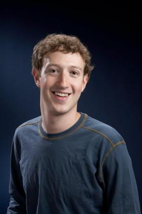 Mark Zuckerberg, fundador del facebook.