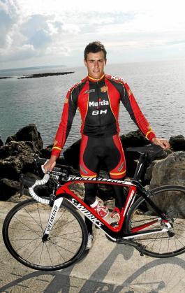 El ciclista 'artanenc' Enric Mas.