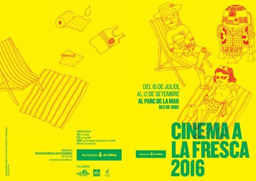 El Cinema a la Fresca 2016 cumple su edición número treinta.