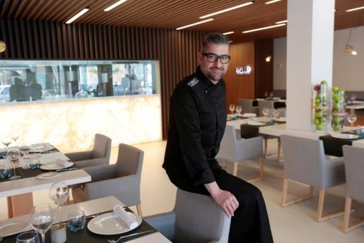 Joan Josep Genestar es el chef de Fusión19, donde se pueden vivir veladas culinarias exclusivas.