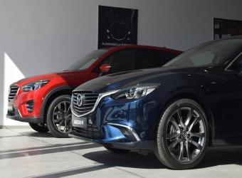 Mazda Palma