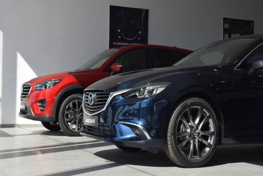 Mazda cuenta en Palma con un concesionario oficial en el que encontrar todos los modelos de la marc de coches japonesa.